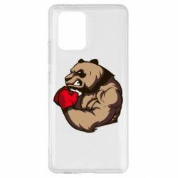 Чехол для Samsung S10 Lite Panda Boxing