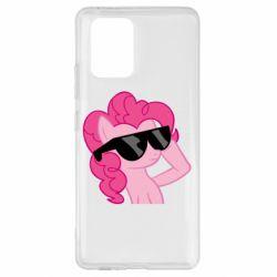 Чехол для Samsung S10 Lite Pinkie Pie Cool