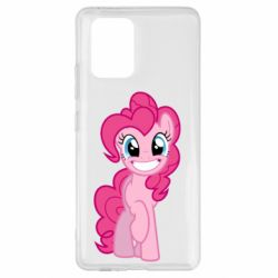 Чехол для Samsung S10 Lite Pinkie Pie smile
