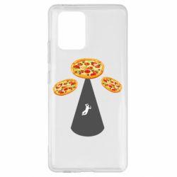Чохол для Samsung S10 Pizza UFO