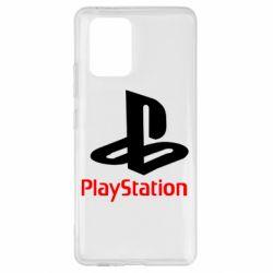 Чехол для Samsung S10 Lite PlayStation