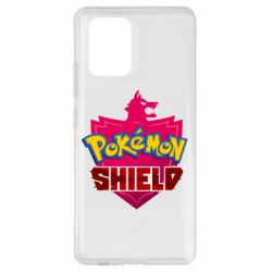 Чохол для Samsung S10 Pokemon shield