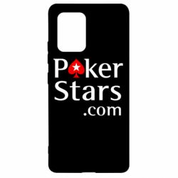 Чехол для Samsung S10 Lite Poker Stars