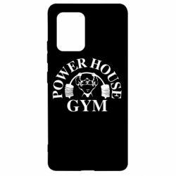 Чехол для Samsung S10 Lite Power House Gym