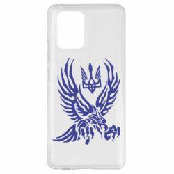 Чохол для Samsung S10 Птах та герб