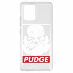 Чехол для Samsung S10 Lite Pudge Obey