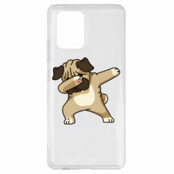 Чохол для Samsung S10 Pug Swag