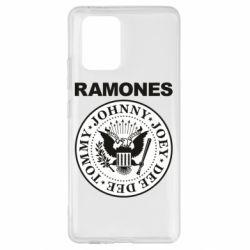 Чохол для Samsung S10 Ramones