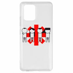 Чохол для Samsung S10 Red Hot Chili Peppers Group
