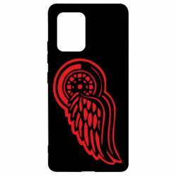 Чехол для Samsung S10 Lite Red Wings