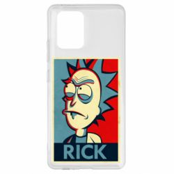 Чехол для Samsung S10 Lite Rick