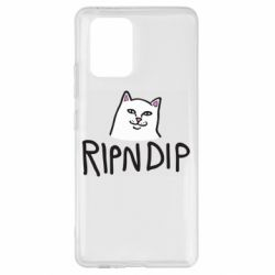 Чохол для Samsung S10 Ripndip and cat
