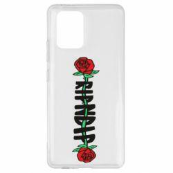 Чехол для Samsung S10 Lite RipnDip rose
