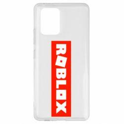 Чехол для Samsung S10 Lite Roblox suprem