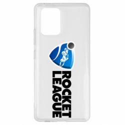 Чохол для Samsung S10 Rocket League logo