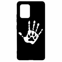 Чехол для Samsung S10 Lite Рука волка