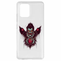 Чехол для Samsung S10 Lite Ryuk the god of death