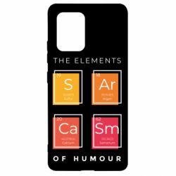 Чохол для Samsung S10 Lite Sarcasm
