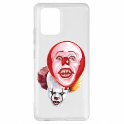 Чохол для Samsung S10 Scary Clown