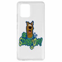 Чехол для Samsung S10 Lite Scooby Doo!
