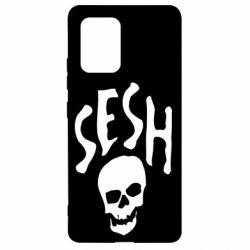 Чехол для Samsung S10 Lite Sesh skull