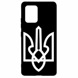 Чехол для Samsung S10 Lite Simple coat of arms with sharp corners