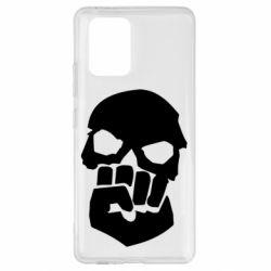 Чехол для Samsung S10 Lite Skull and Fist