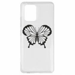 Чехол для Samsung S10 Lite Soft butterfly
