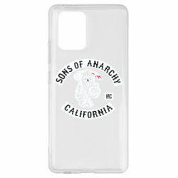 Чехол для Samsung S10 Lite Sons of Anarchy Samcro Original