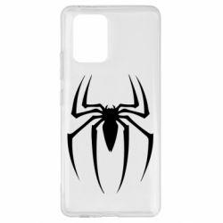 Чехол для Samsung S10 Lite Spider Man Logo