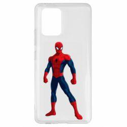 Чохол для Samsung S10 Spiderman in costume