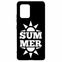 Чехол для Samsung S10 Lite Summer and sun