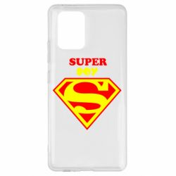 Чохол для Samsung S10 Super Boy