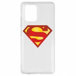 Чехол для Samsung S10 Lite Superman Classic
