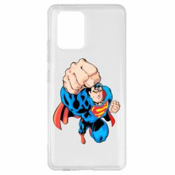 Чохол для Samsung S10 Супермен Комікс