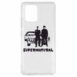 Чохол для Samsung S10 Supernatural Брати Вінчестери
