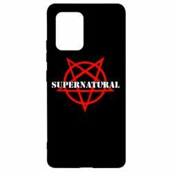 Чехол для Samsung S10 Lite Supernatural