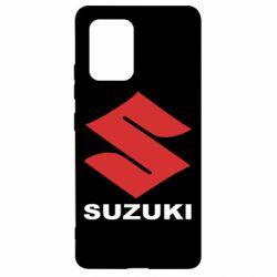 Чехол для Samsung S10 Lite Suzuki