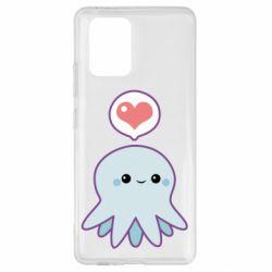 Чехол для Samsung S10 Lite Sweet Octopus