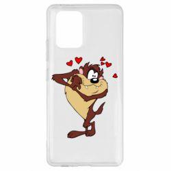 Чехол для Samsung S10 Lite Taz in love