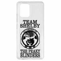 Чохол для Samsung S10 Team Shelby the Peaky Blinders
