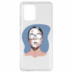 Чохол для Samsung S10 The girl is doused with milk