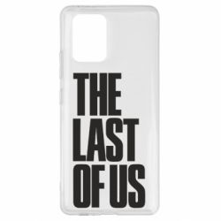 Чохол для Samsung S10 The Last of Us