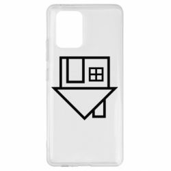 Чехол для Samsung S10 Lite The Neighbourhood Logotype