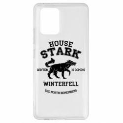 Чехол для Samsung S10 Lite The North Remembers - House Stark