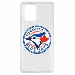 Чохол для Samsung S10 Toronto Blue Jays