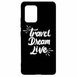 Чехол для Samsung S10 Lite Travel Dream Live