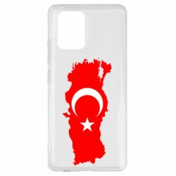 Чехол для Samsung S10 Lite Turkey