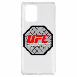 Чехол для Samsung S10 Lite UFC Cage