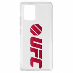 Чехол для Samsung S10 Lite UFC Main Logo